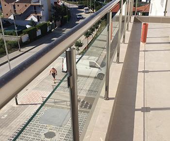 aluminium-railings