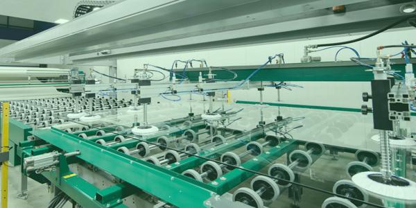 automatic glass laminating machine