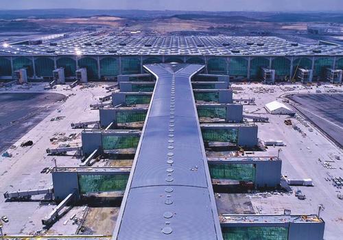 летище Истанбул