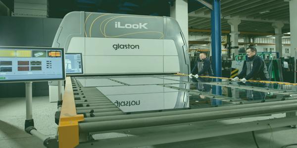 машина за закаляване на стъклото