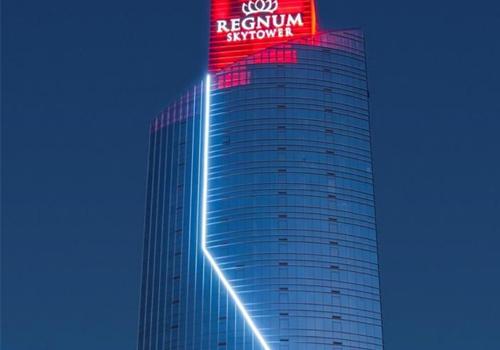 небостъргачът регнум
