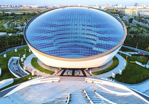 national library Astana Kazakhstan