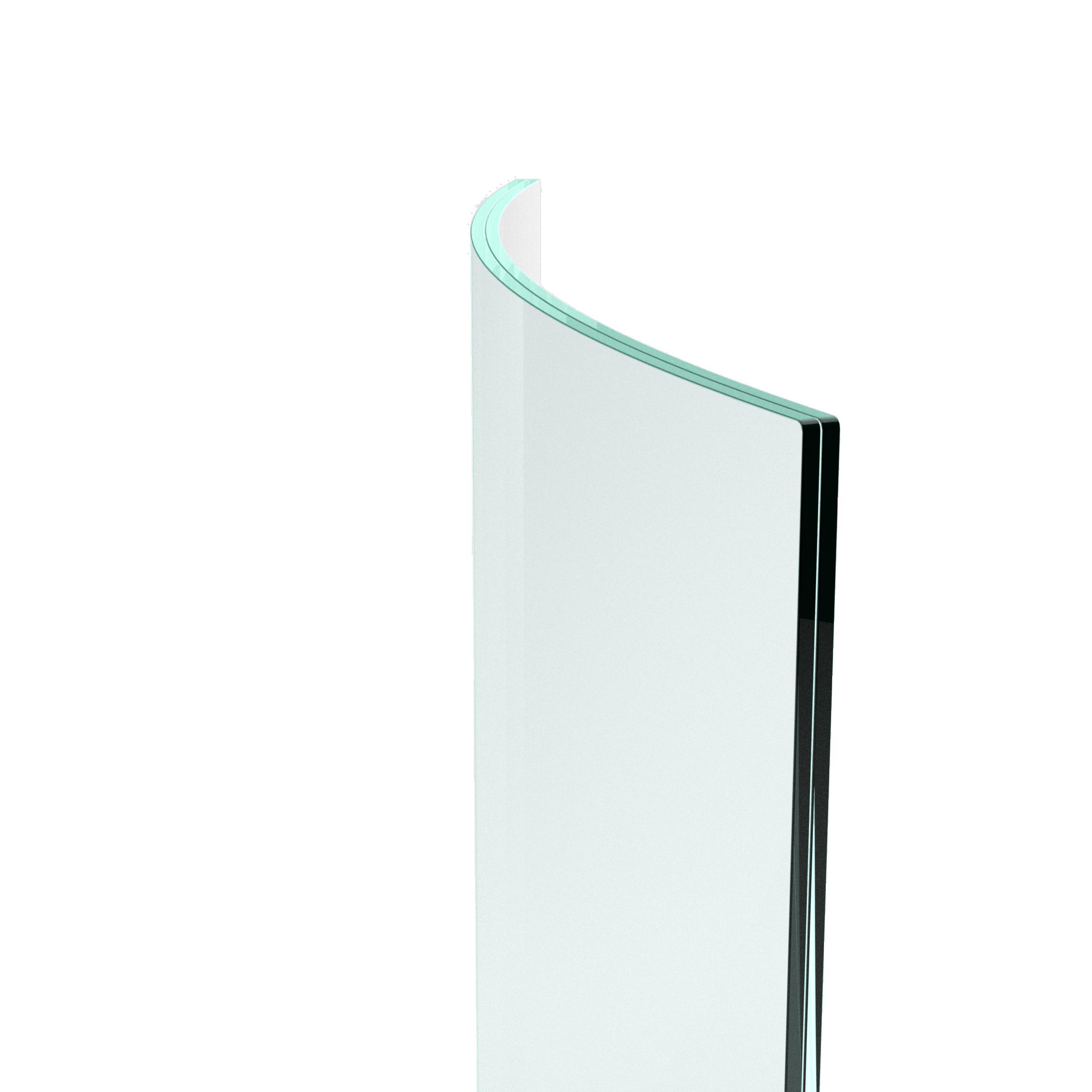 извито стъкло
